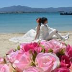 ニューカレドニアウェデイング 結婚写真